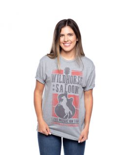 Wildhorse Unisex Live Music On Tap Tee