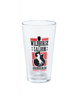 Wildhorse Live On Tap Pint Glass