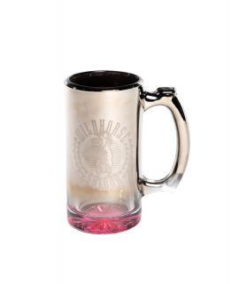 Wildhorse Lustreware Pint Mug Glass