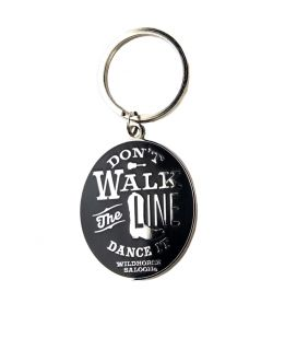 Wildhorse Dance The Line Keychain