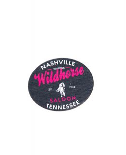 Wildhorse Ball Park Canvas Magnet
