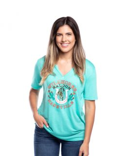 Wildhorse Women's Horseshoe Tee