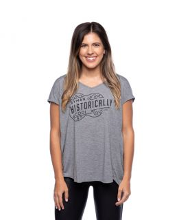 Ryman Women's Historically Cool Crossback Tee