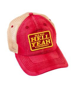 Ole Red Tishomingo Hell Yeah Hat