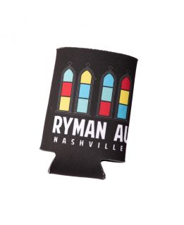 Ryman Colorful Windows Black Koozie