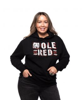 Ole Red Unisex Ole Red Logo Dog Hoodie