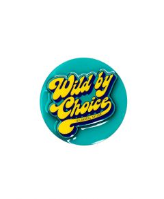 Wildhorse Saloon Wild by Choice Glitter Magnet