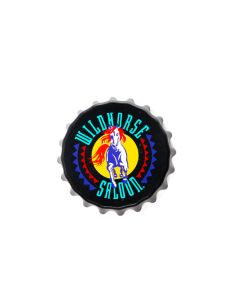 Wildhorse Saloon Bottle Cap Opener Throwback Magnet