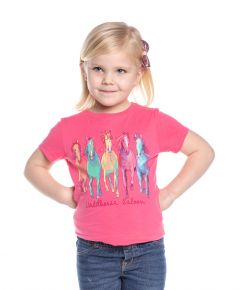 Wildhorse Youth Wild Horses Tee