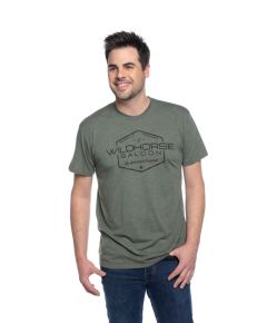 Wildhorse Unisex Shield Tee