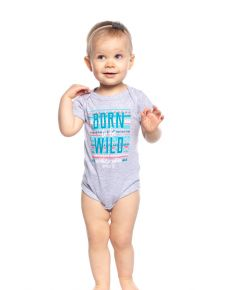 Wildhorse Infant Born To Be Wild Onesie