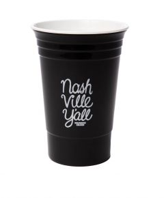 Wildhorse Nashville Y'all Party Cup With Lid