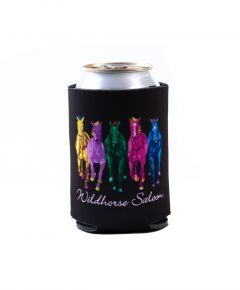Wildhorse Colorful Horses Can Cooler