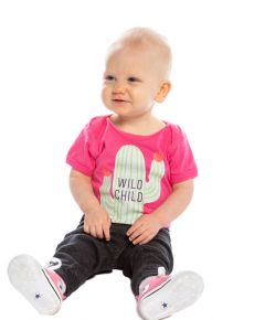 Wildhorse Infant Wild Child Onesie