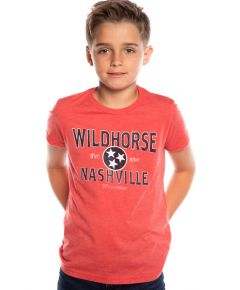 Wildhorse Boys Tennessee Tri-Star Tee